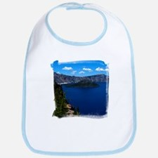 Crater Lake Wizard Island Bib