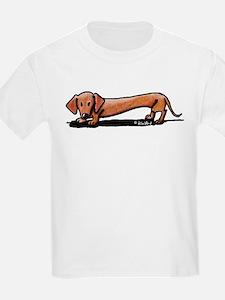 Lil' Red Dachsie T-Shirt