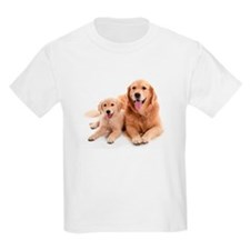 Golden retriever buddies T-Shirt