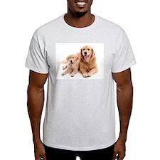 Golden retriever buddies T-Shirt