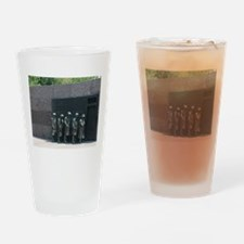 FDR New Deal Drinking Glass