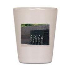 FDR New Deal Shot Glass