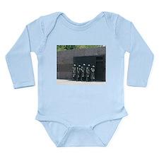 FDR New Deal Long Sleeve Infant Bodysuit