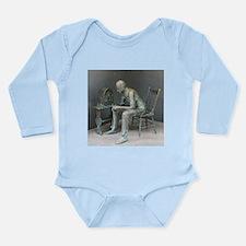 FDR Fireside Chat Long Sleeve Infant Bodysuit