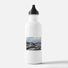 Panama: Miraflores Locks at t Water Bottle