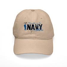Daughter Law Hero3 - Navy Baseball Cap
