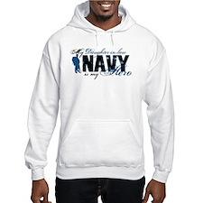 Daughter Law Hero3 - Navy Hoodie