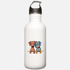 Pocket Doxie Duo Water Bottle