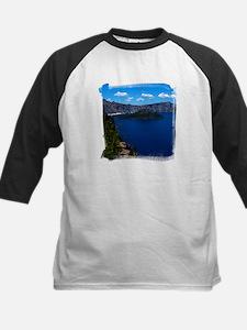 Crater Lake Wizard Island Tee