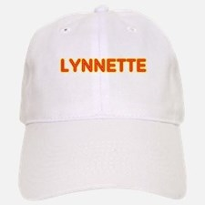 Lynnette in Movie Lights Baseball Baseball Cap
