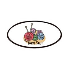 Yarn Slut Patches