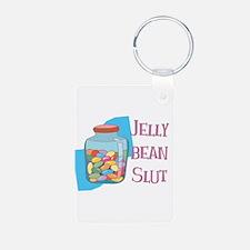 Jelly Bean Slut Keychains