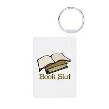 Book Slut Keychains