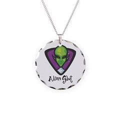 Alien Slut Necklace