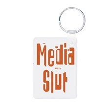 Media Slut Keychains