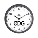 Cdg Basic Clocks