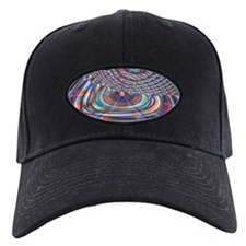 """Tricorn 2"" Fractal Art Baseball Hat"