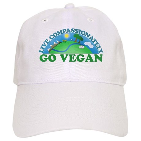 Live Compassionately Cap