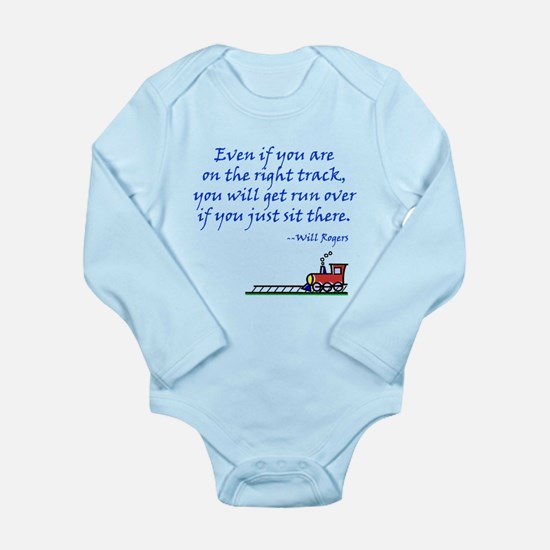 Don't Sit There Onesie Romper Suit