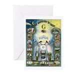Darkness To Light Greeting Cards (Pk of 10)
