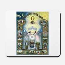 Darkness To Light Mousepad