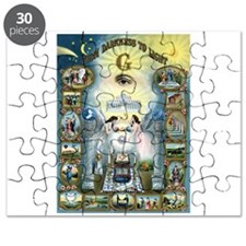 Darkness To Light Puzzle