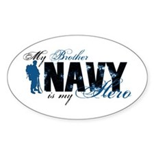 Bro Hero3 - Navy Decal