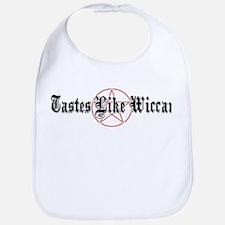 Tastes Like Wiccan Bib