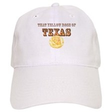 yellow rose of TEXAS Baseball Cap