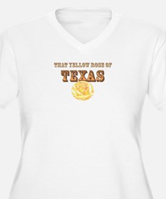 yellow rose of TEXAS T-Shirt