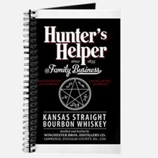 Hunter's Helper - black Journal