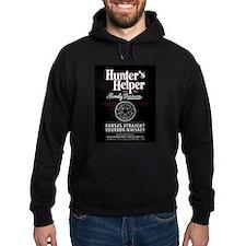 Hunter's Helper - black Hoodie
