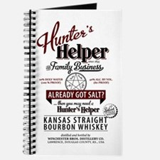 Hunter's Helper - White (1) Journal