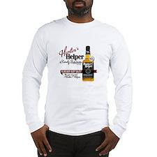 Hunter's Helper - White (2) Long Sleeve T-Shirt