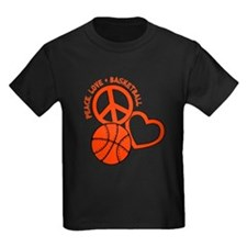 Peace, Love, Basketball T