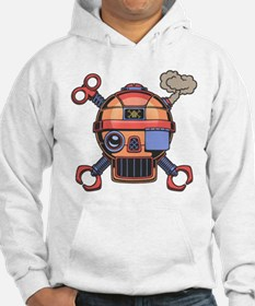 Robo Steampirate Hoodie
