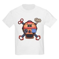 Robo Steampirate T-Shirt