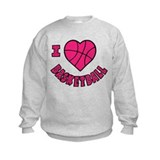 Girls basketball Crew Neck