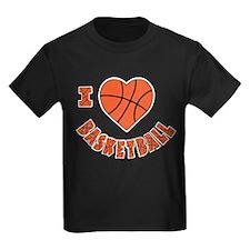 I Love Basketball T