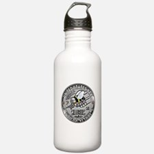 Seabees Construction Electric Water Bottle