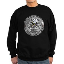 Seabees Construction Electric Sweatshirt