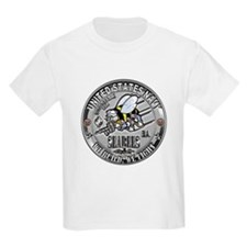 Seabees Engineering Aide EA C T-Shirt