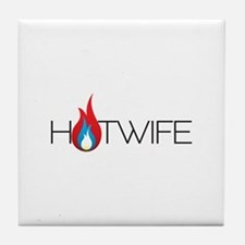 Hotwife Tile Coaster