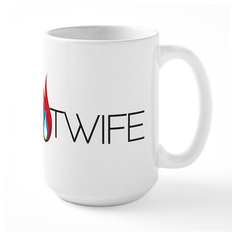 Hotwife Large Mug