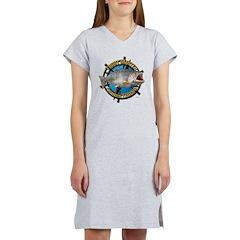 Trout Master Women's Nightshirt