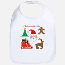 Christmas Goodies Bib