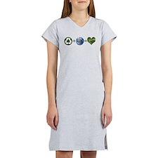 Recycle Earth Women's Nightshirt