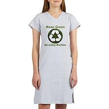 Recycling Machine Women's Nightshirt