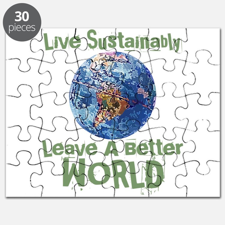 Better World Puzzle