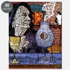 Witchy Woman Puzzle